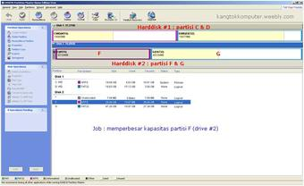partisi hdd